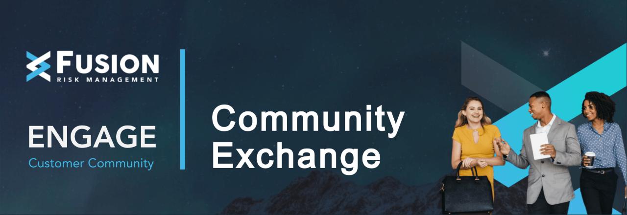 ENGAGE Community Exchange Zoom Banner