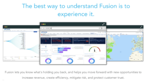The best way to understand Fusion is to experience it.