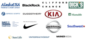 Fall User Group Hosts Logos