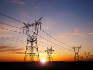 Powering up BC concept: Electricity power pylons