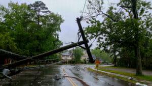 Severe Storm Season and COVID-19