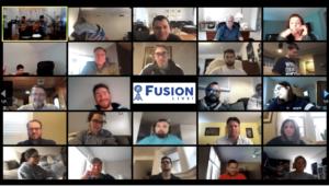 Fusion live screenshot