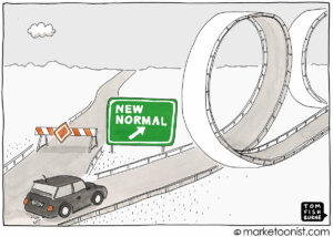 A twisted road to the new normal for operational resilience in financial services