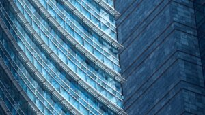 Modern building, concept: building a world-class risk and resilience program